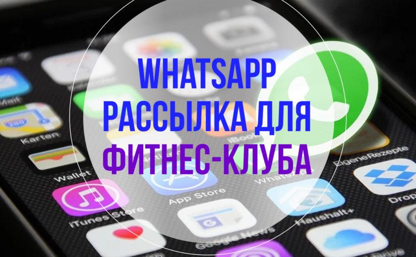 Почему фитнес-клубы выбирают Whatsapp рассылку для привлечения клиентов?
